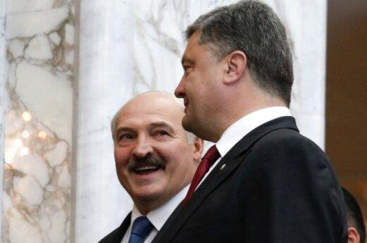 Украина отвергла предложение Лукашенко о белорусских миротворцах