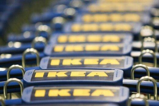 """Būk palaiminta, """"Ikea""""!"""
