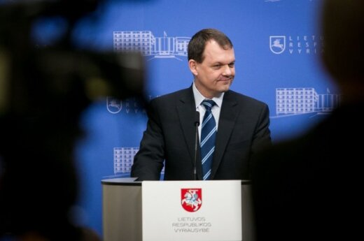 Christoph Klingen, chief of the IMF Staff Mission to Lithuania