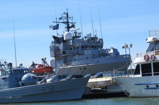 Lithuania takes command of NATO Mine Counter-Measures Group