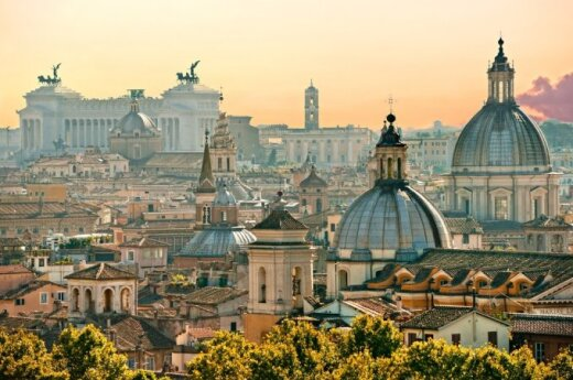 Butų nuomos kainos Romos centre – neįtikėtinai mažos