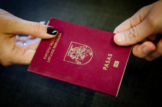 Lithuanian passport