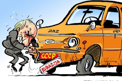 Eurazija griauna ES vienybę, teigia politologas