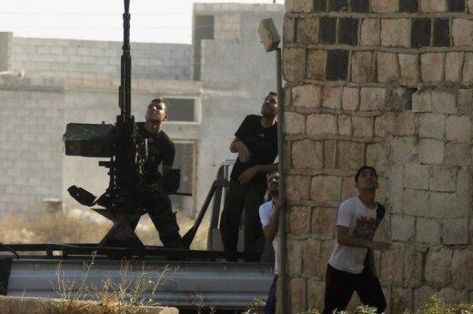 Сирийские и иорданские военные вступили в бой на границе