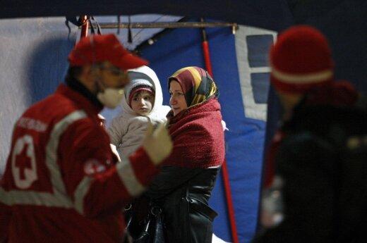 Наплыв мигрантов в Италию достиг рекордного уровня