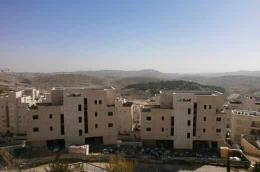 Jewish settlements in East Jerusalem