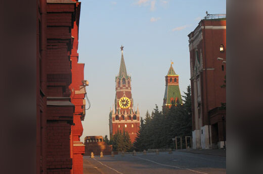 Maksva, Kremlius