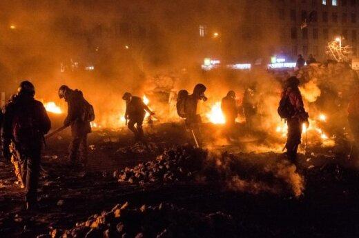 На Евромайдане в Киеве погиб белорус