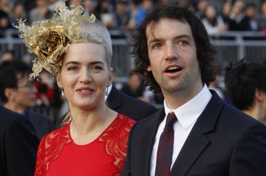 Cichy ślub Kate Winslet