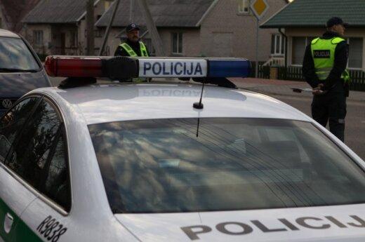 В Вильнюсском районе погиб пешеход