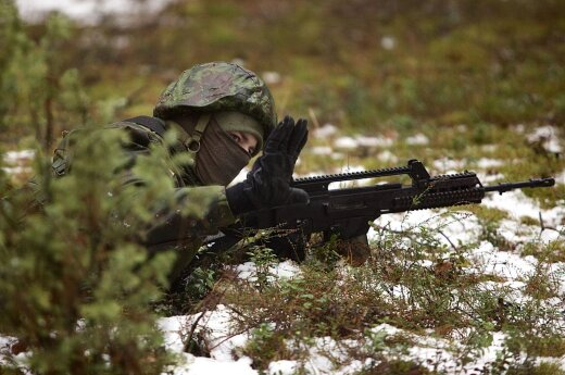 Shortage of ammunition despite Lithuania's new weaponry