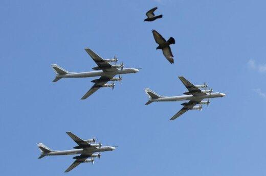 Rosyjskie samoloty wojskowe będą nadal latać nad oceanem światowym