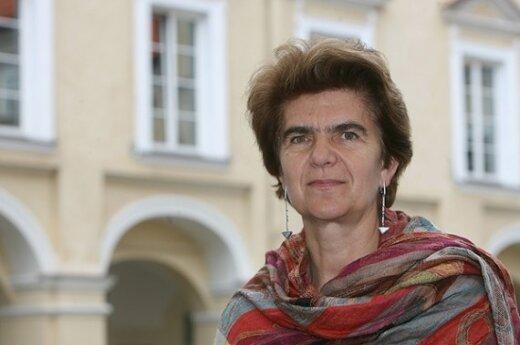 М.Рамонене: иностранный язык не повредит литовскому
