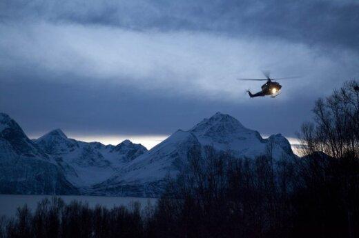 Nuošliauža Norvegijoje
