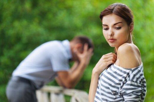 Dukros tėvas neapsisprendžia, ar nori būti kartu