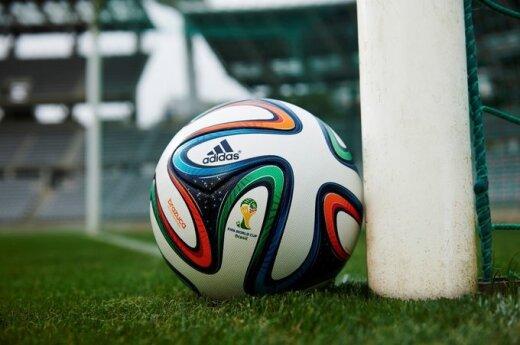 Jaunieji Lietuvos futbolininkai primena aikštės žvaigždes