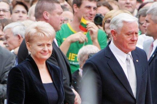 Adamkusa nie dziwi decyzja Grybauskaitė