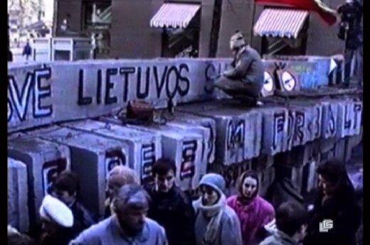 13 January 1991. Photo by L.Gilinskis