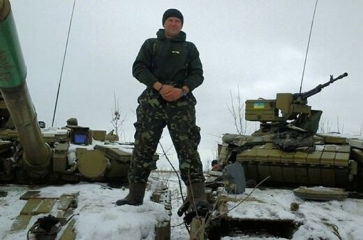 Как возникла идея написать письмо матери врага? Интервью с командиром украинского танка