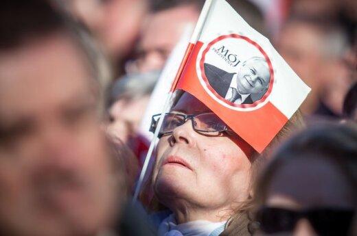 Польша запросила отчет о звонках с телефона Качиньского после катастрофы