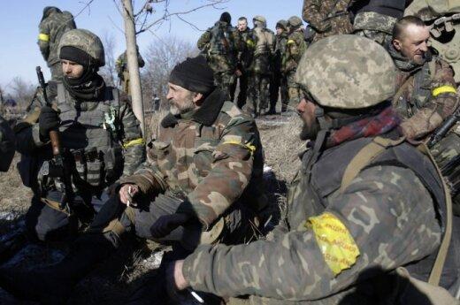 Генштаб Украины: во время вывода войск погибли 13 военных, 90 - в плену