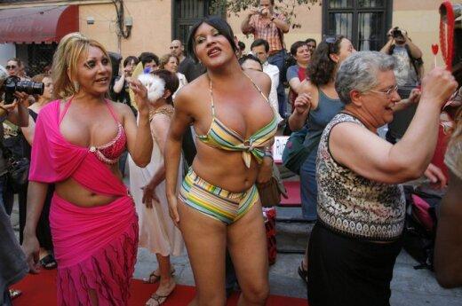 W Hiszpanii działa szkoła dla prostytutek