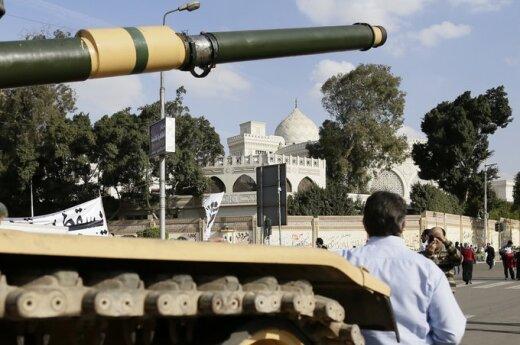 Politinė krizė Egipte