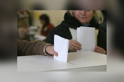 """Каждый второй избиратель делает """"слепой"""" выбор"""