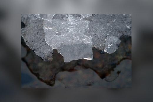 Ledas, vanduo