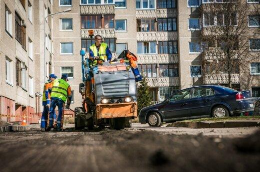 Хорошая новость для вильнюсцев: во дворах ждут кардинальные перемены