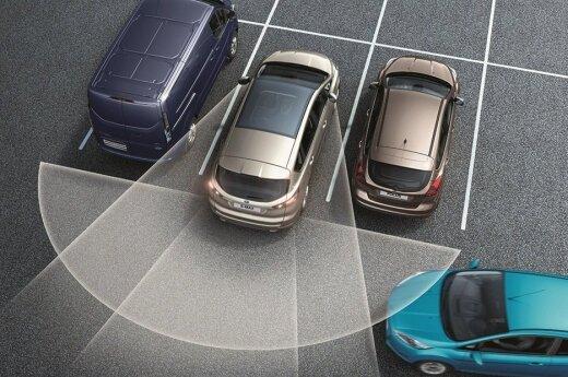 Sposób na szybkie parkowanie
