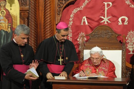 Watykan podda ekskomunice niemieckich podatników