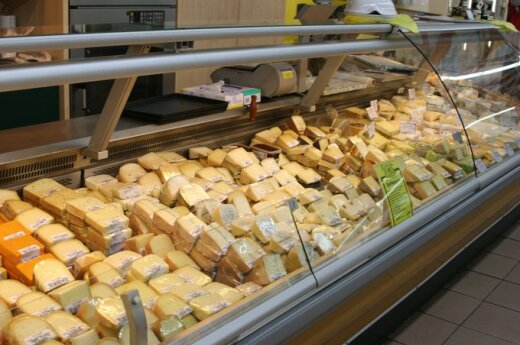 С 7 октября Россия ограничит ввоз молочной продукции из Литвы