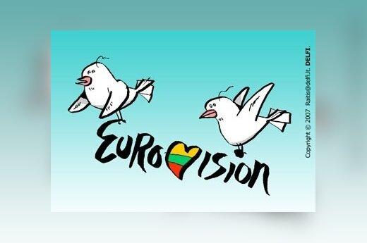 """Литва отказывается от участия в """"Евровидении"""""""