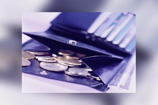 Pinigai, piniginė, monetos
