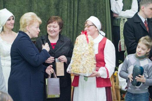 Życzenia świąteczne od przywódców Litwy