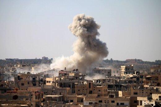 Россия внесла в ООН резолюцию о зонах деэскалации в Сирии