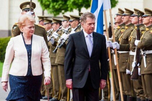 Grybauskaitė: Małym krajom opłaca się mieć energię atomową