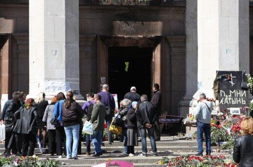 Трагедия в Одессе три года спустя: вопросы остаются без ответов