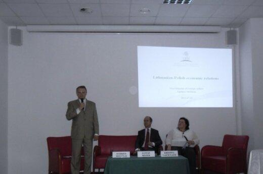 Polska – Litwa: razem dla regionu Morza Bałtyckiego