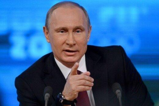 """Путин об """"Искандерах"""": пока мы такого решения не приняли, пусть успокоятся"""