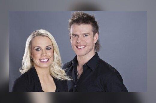 Gréta Salóme ir Jónsi. Eurovision.tv nuotr.