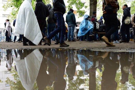 Neteisėtos migracijos į Europą dienos baigėsi?