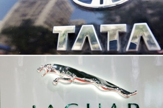 Tata Motors-Jaguar