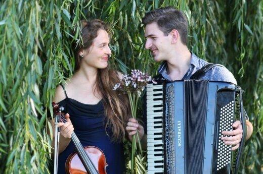 Gretos Staponkutės ir Augustino Rakausko duetas TUTTO A DIO