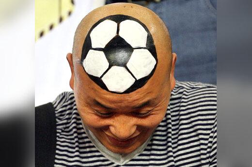 Futbolo fanas