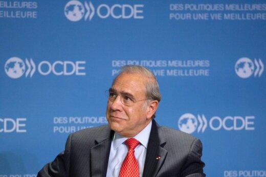 OECD Secretary General Angel Gurria