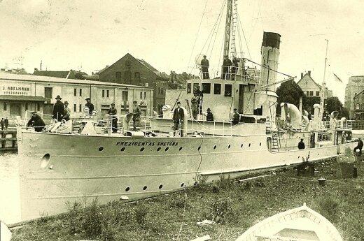 """Ship """"Prezidentas Smetona"""""""