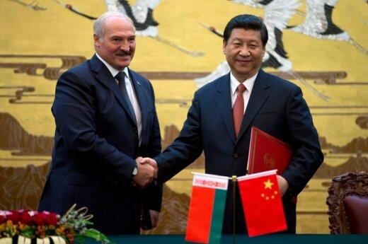 Лукашенко гордится отношениями Беларуси в Китаем
