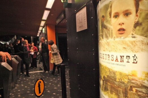 """Filmas """"Ekskursantė"""": NKVD'istai čia geri ir jautrūs?"""
